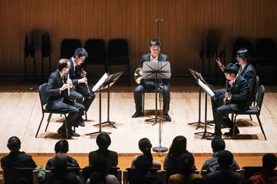 """莫扎特小夜曲,贝多芬五重奏,海顿四重奏等丰盛美味的""""菜肴""""大饱耳福"""