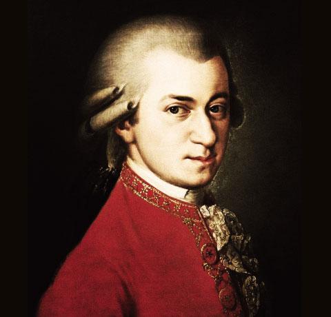 弦乐四重奏版莫扎特钢琴协奏曲