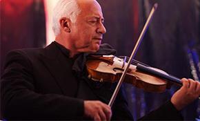 斯皮瓦科夫小提琴独奏音乐会