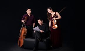 【上交之星】印象钢琴三重奏演绎贝多芬与舒曼